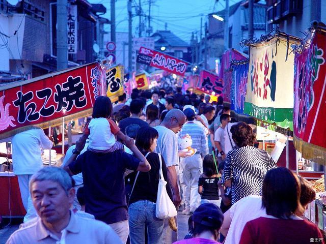 【2020年中止】柿本神社八朔祭