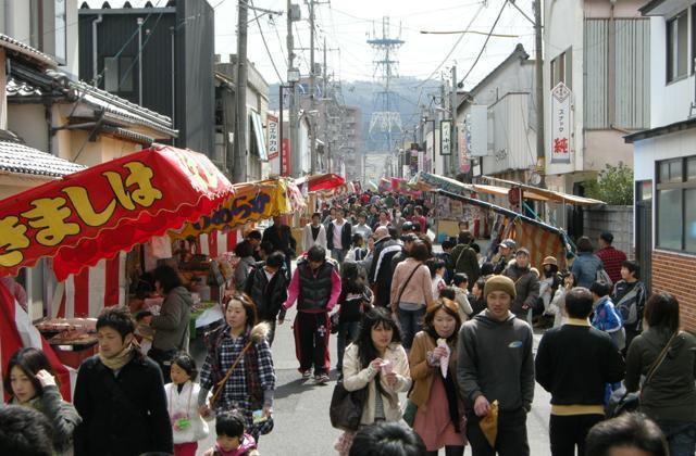 【2021年開催中止】春の彼岸市(中日っつぁん)