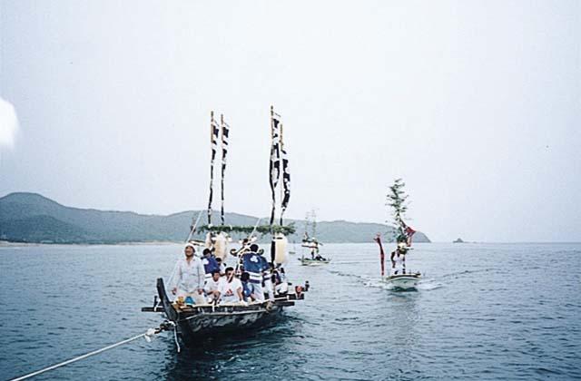 大島神社例大祭