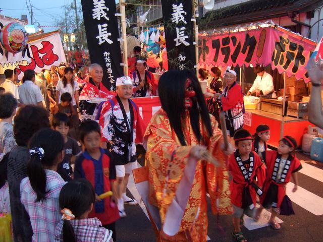 加茂二十三夜祭