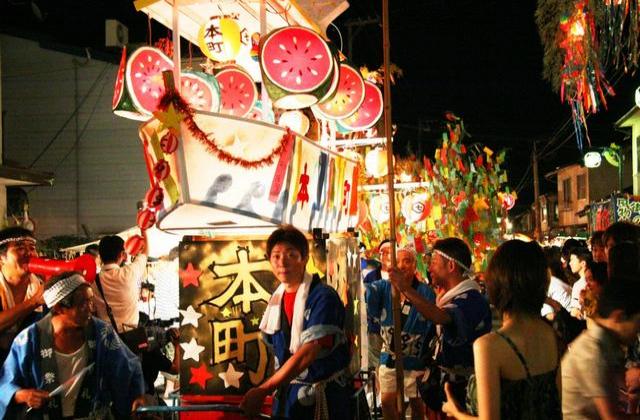 【2020年度中止】大東七夕祭