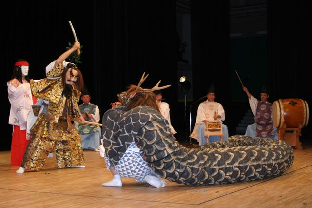 雲南神楽フェスティバル