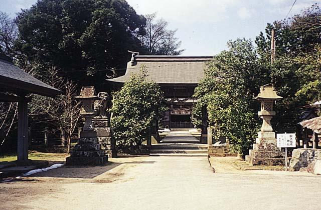 阿太加夜神社