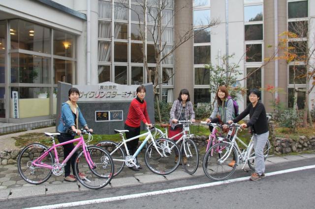 奥出雲町サイクリングターミナル