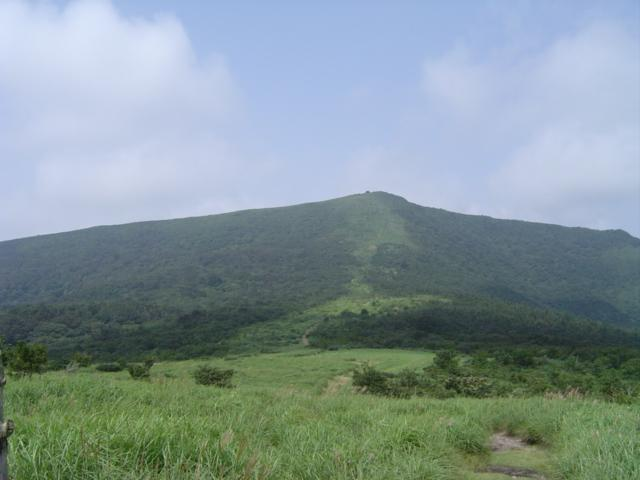 中国自然歩道吾妻山登山コース