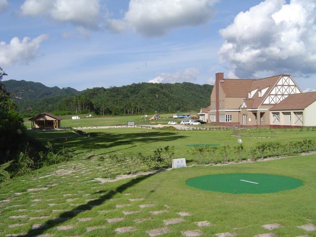 奥出雲町グラウンド・ゴルフ場