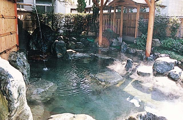 日本三美人の湯 湯の川温泉
