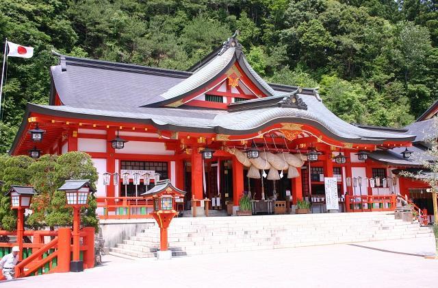 太皷谷稲成神社秋の大祭