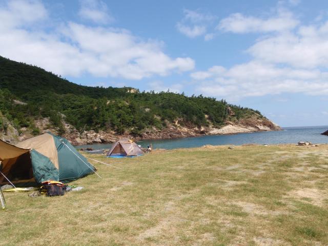 耳浦キャンプ場