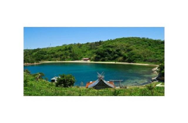 島津島キャンプ場