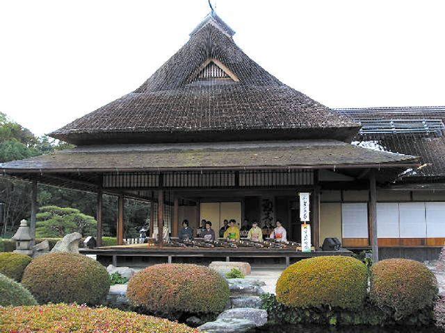 岡山後楽園初春祭