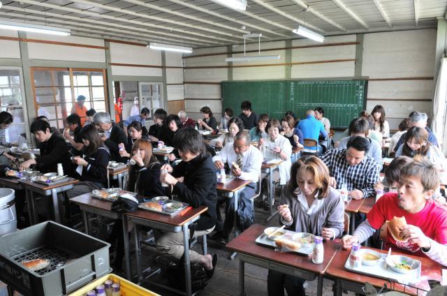 【2021年中止】旧遷喬尋常小学校 なつかしの学校給食