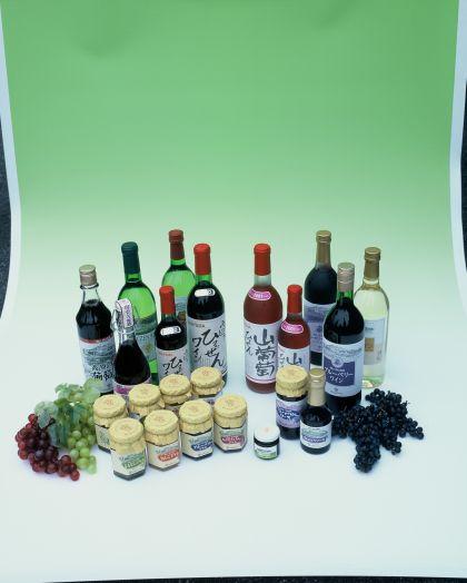 hiruzen葡萄酒