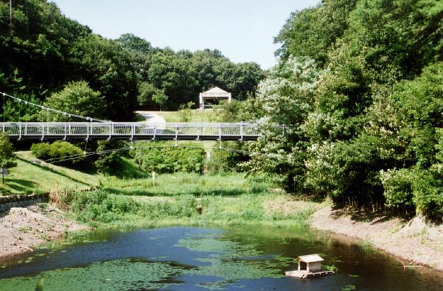 早島ふれあいの森公園キャンプ場