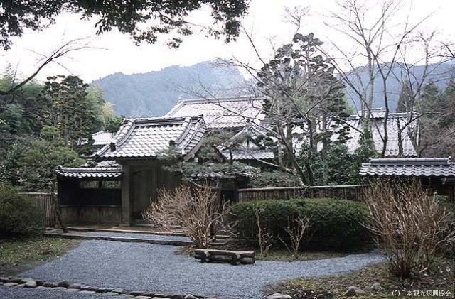 旧勝山藩主三浦邸