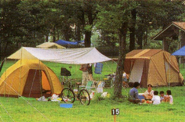 蒜山高原 キャンプ場