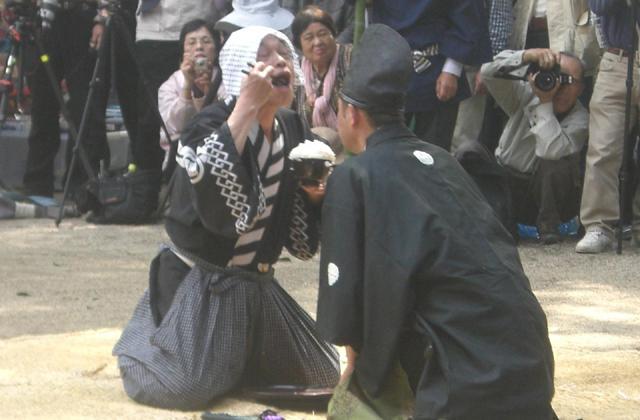 【2021年開催中止】布施神社 お田植祭