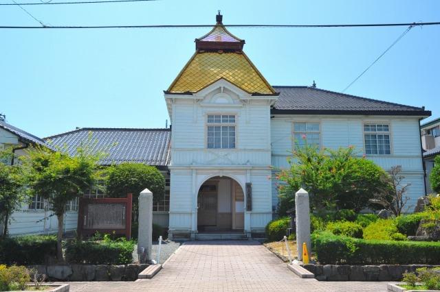 旧勝田郡役所