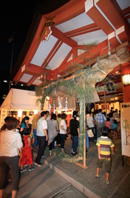 住吉神社大祭(すみよしさん)