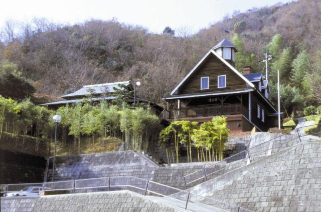 今井政之展示館