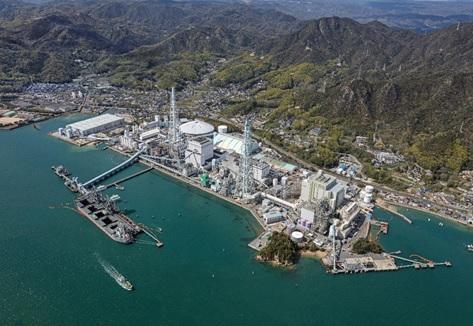 J-Power竹原火力発電所
