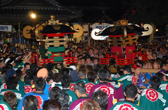 祇園祭 ※2020年度中止