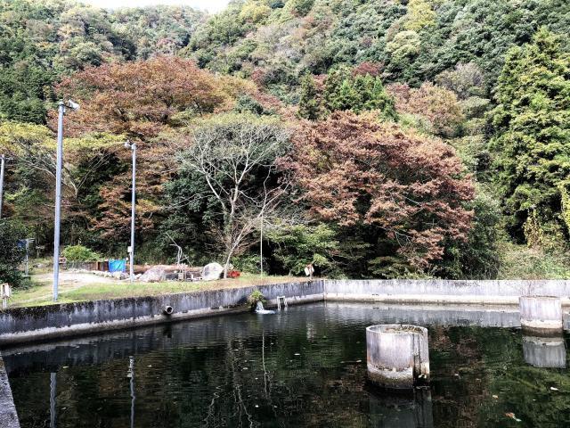 宇遠木滝渓流センター