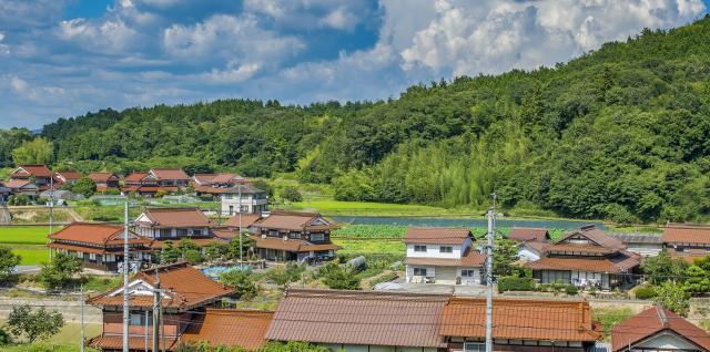 赤瓦(広島県東広島市)