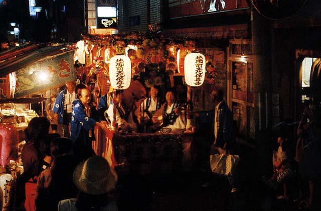 二百廿日豊年市民祭
