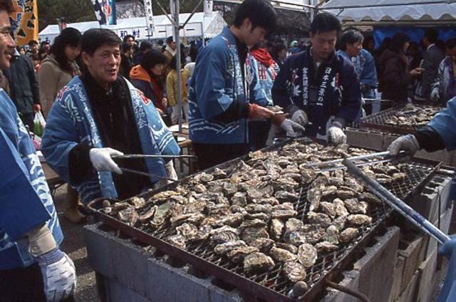 宮島かき祭り〈中止になりました〉