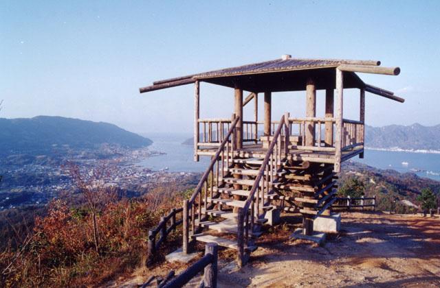 真道山(展望台)