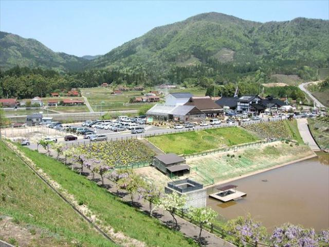 道の駅豊平どんぐり村