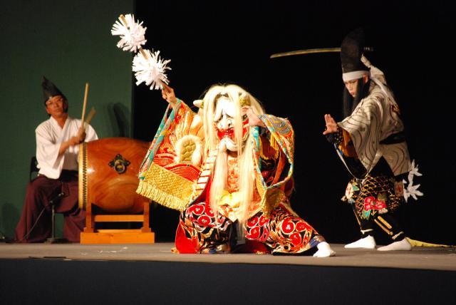 芸石神楽競演大会