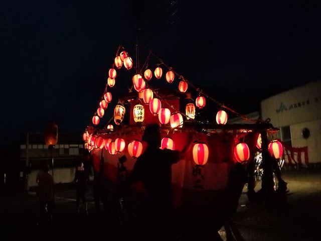 南方の万灯祭