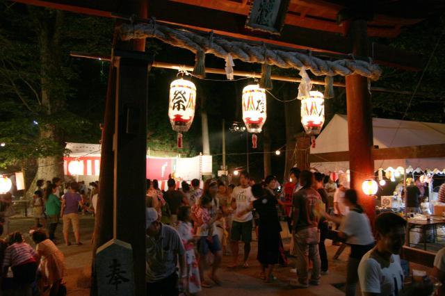 壬生万燈祭