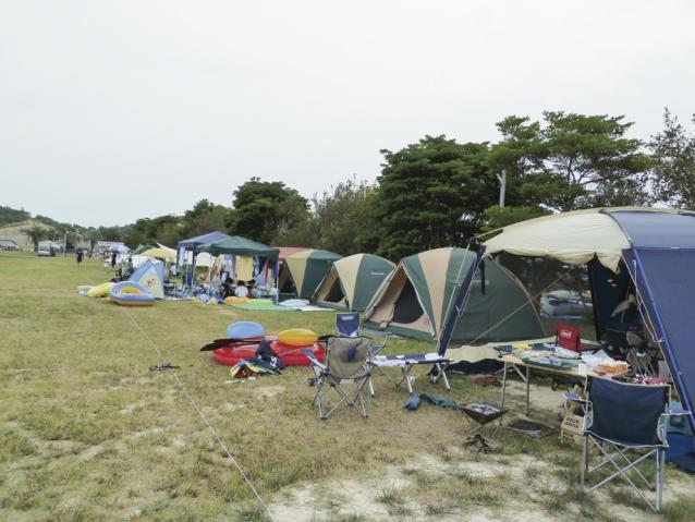 大串キャンプ場
