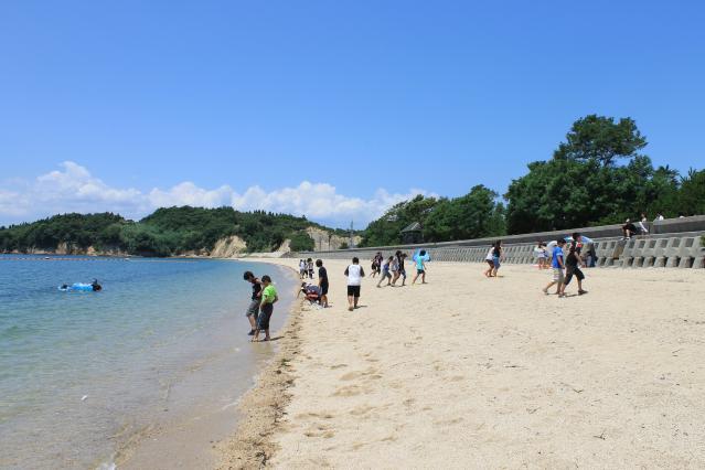 大串海水浴場