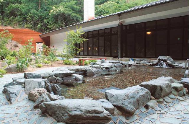 光信寺の湯ゆっくら(日帰り温泉)