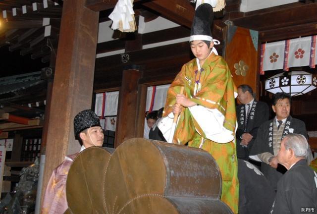 牛替神事・節分祭