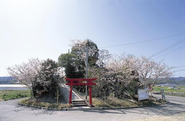 【2021年中止】弁天山山開き 日本一低い自然の山