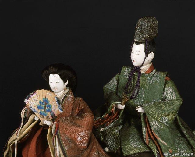 "The spring plan exhibition ""world of hina doll"""