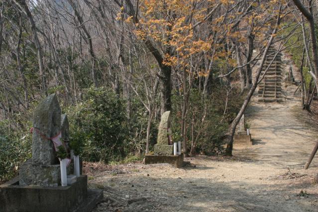 日峰 四国ミニ88ケ所ハイキングコース
