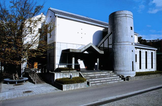 阿波和紙伝統産業会館