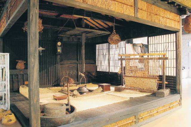 東祖谷歴史民俗資料館