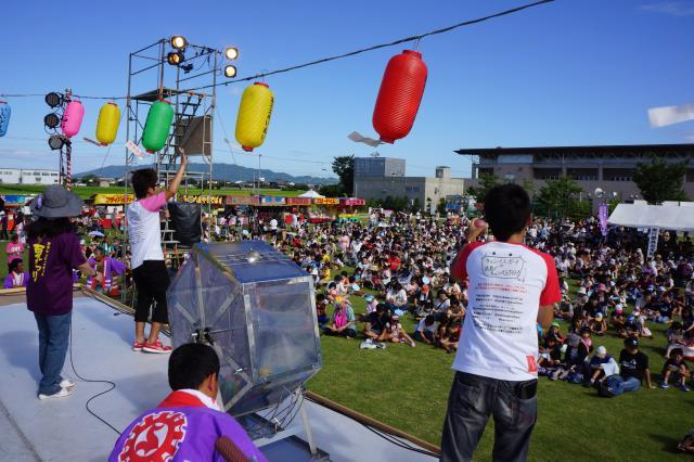 【2020年中止】石井町納涼夏祭り