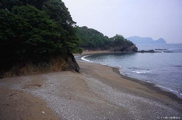 古牟岐海岸