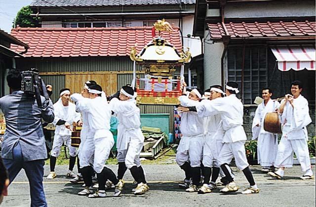 竹ヶ島神社祭