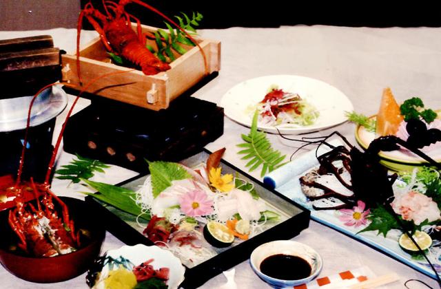 明山荘 郷土料理店