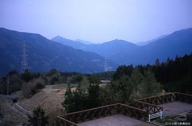 中尾山高原