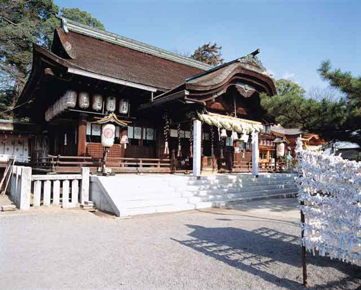 田村神社お蚊帳垂神事(5月)